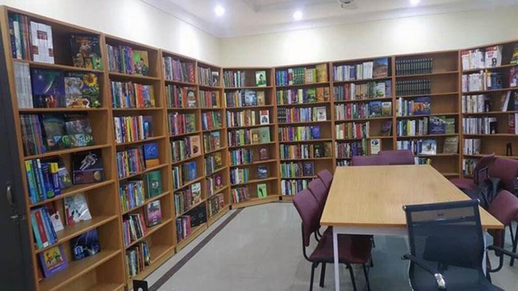 PSSRI Library