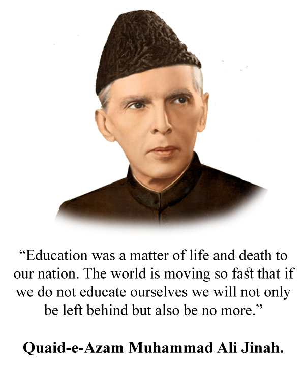 Quaid-e-Azam Our Objective